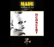 MADE tribute U2